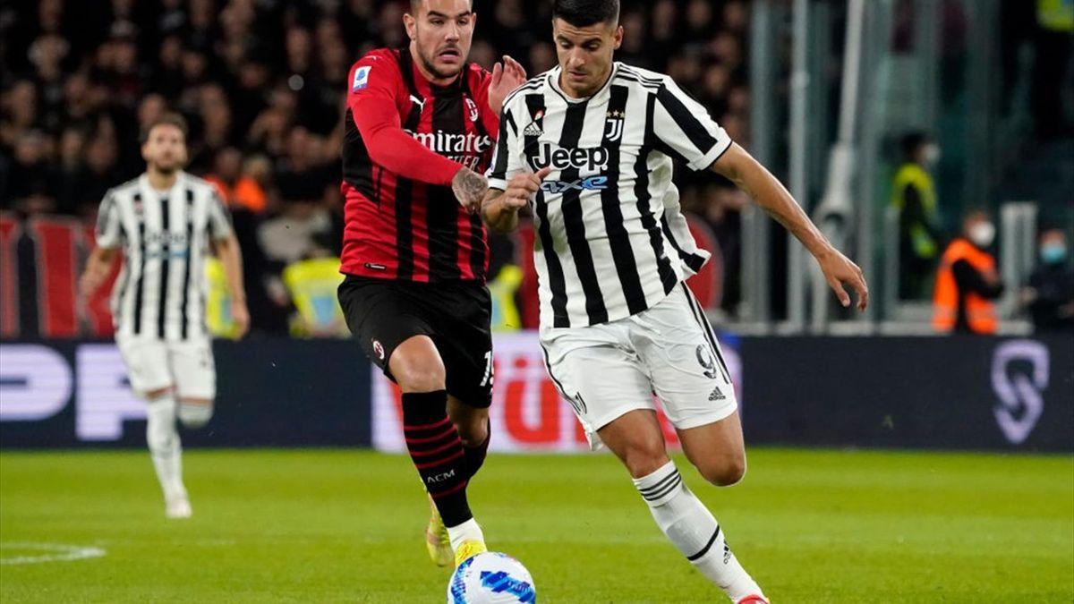Juventus, Milan