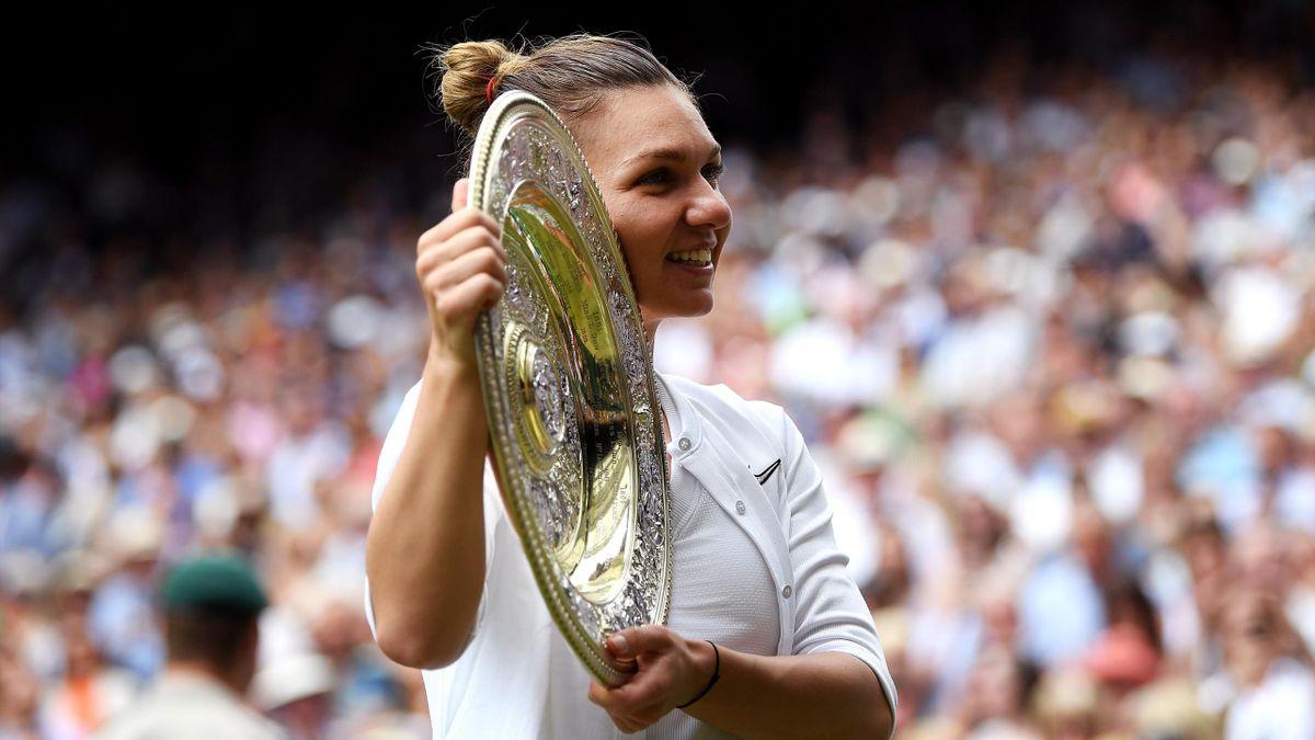 Simona Halep, Wimbledon