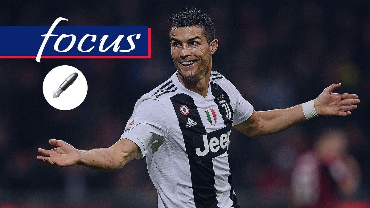 Cristiano Ronaldo, Juventus, 2018-19