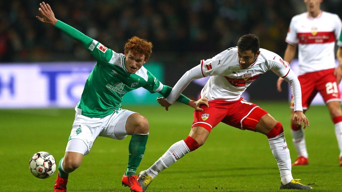 Stuttgart Bremen Bundesliga