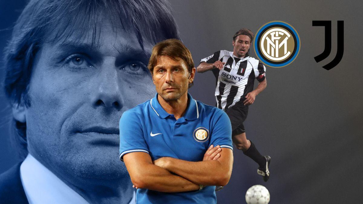 Antonio Conte, Inter-Juventus