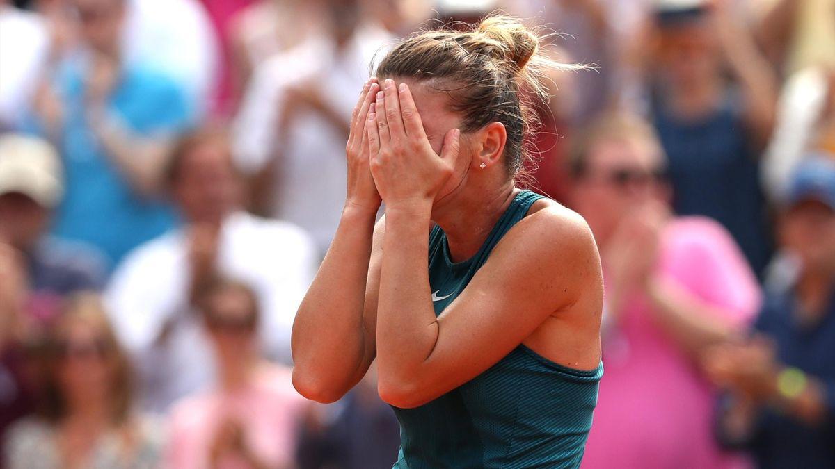 Simona Halep enfin reine de Roland-Garros.