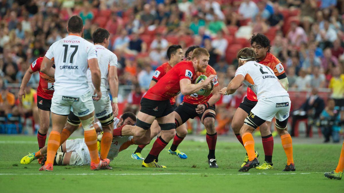 Cheetahs v Sunwolves: Super Rugby 2016
