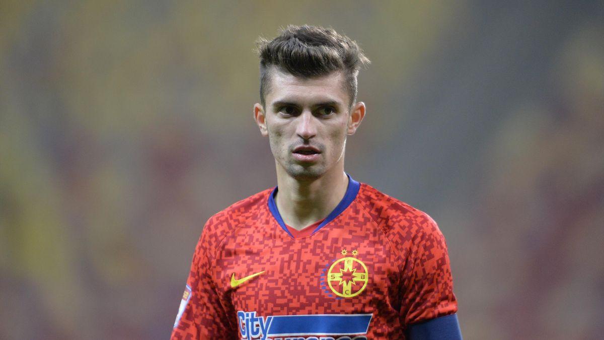 Florin Tănase, căpitanul celor de la FCSB