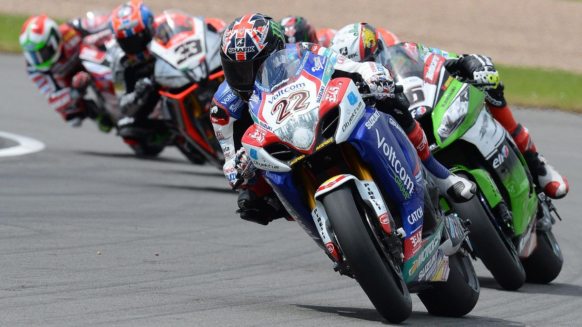 Alex Lowes - Superbike