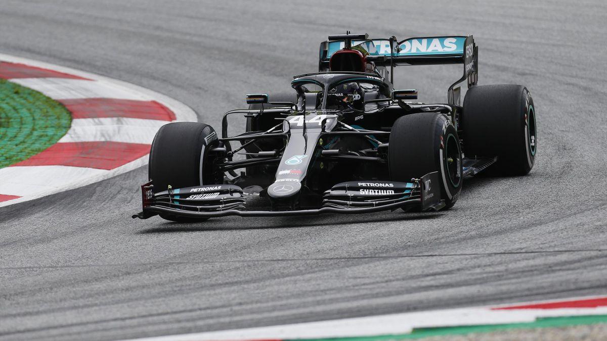 Lewis Hamilton, Mercedes, GP Austria 2020