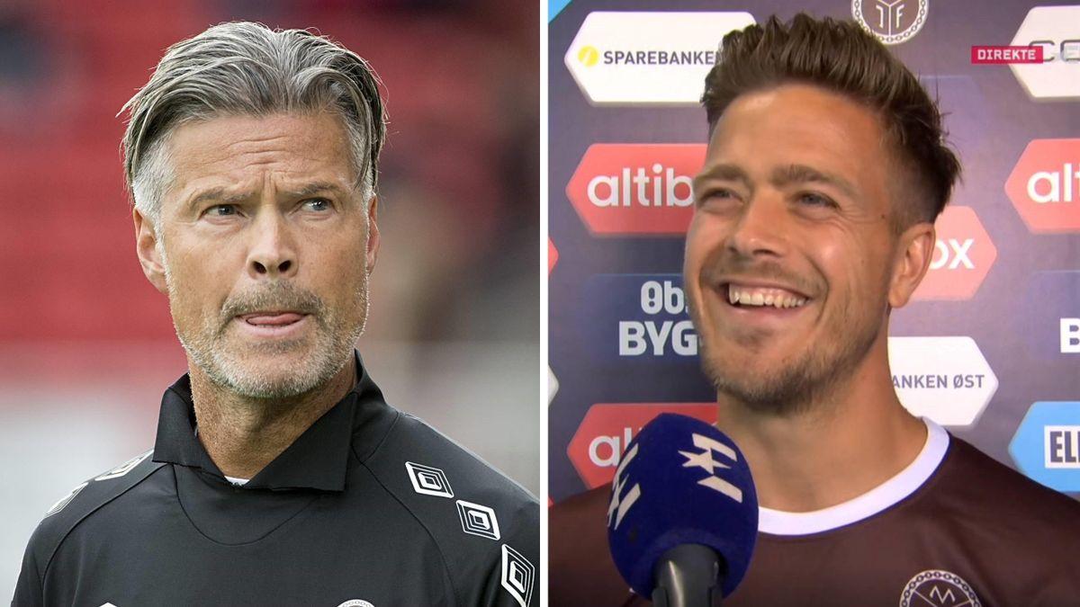 Vegard Hansen og Sondre Solholm Johansen