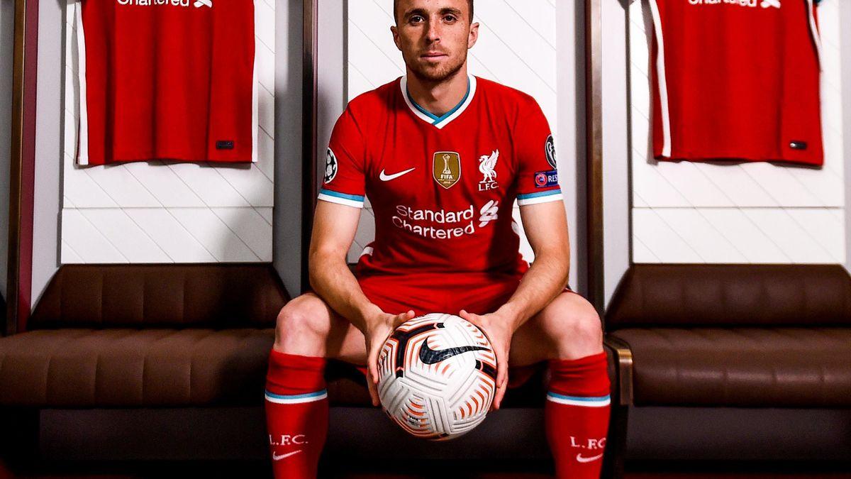 Diogo Jota a semnat cu Liverpool