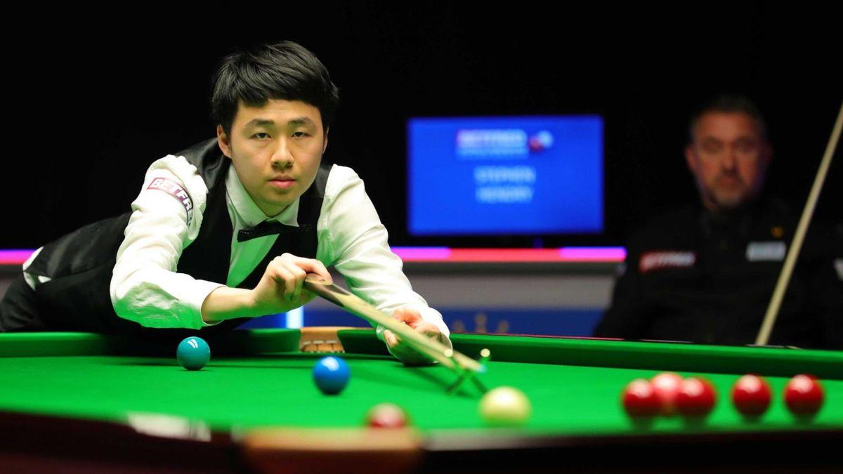 Xu Si volt volt Stephen Hendy legyőzője