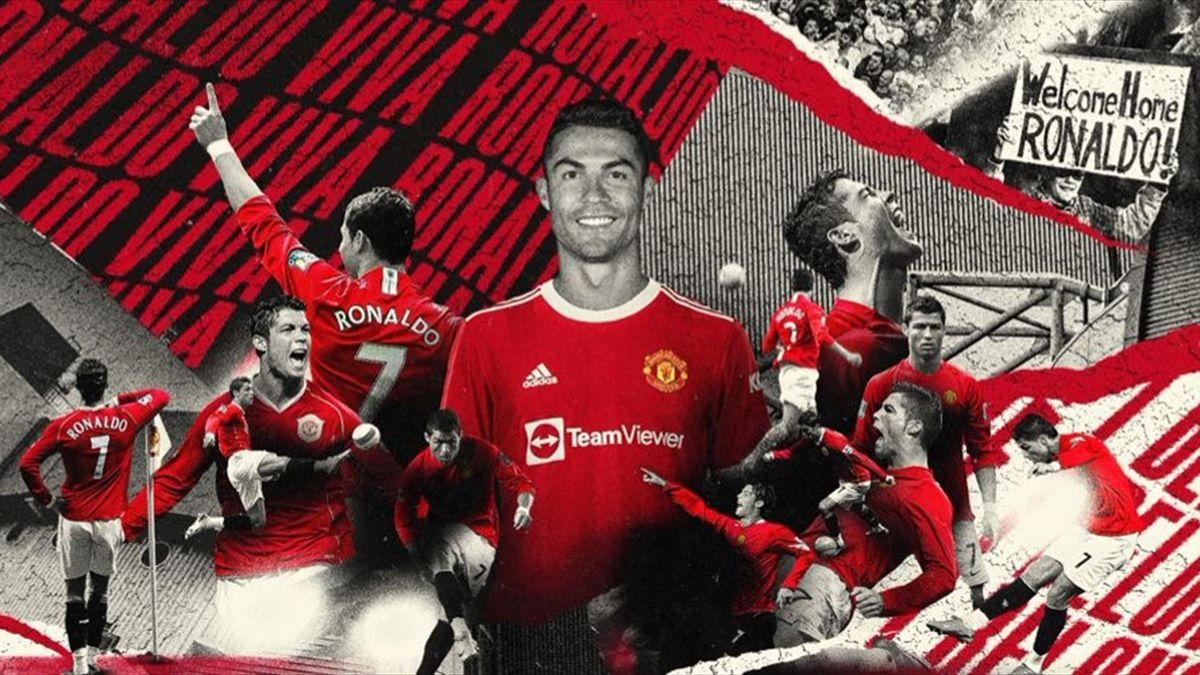 Cristiano Ronaldo s-a întors la Manchester United