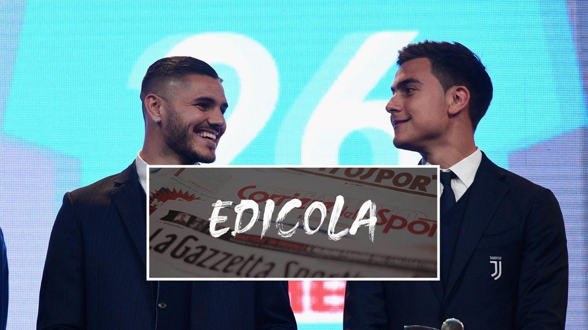 Edicola Icardi-Dybala