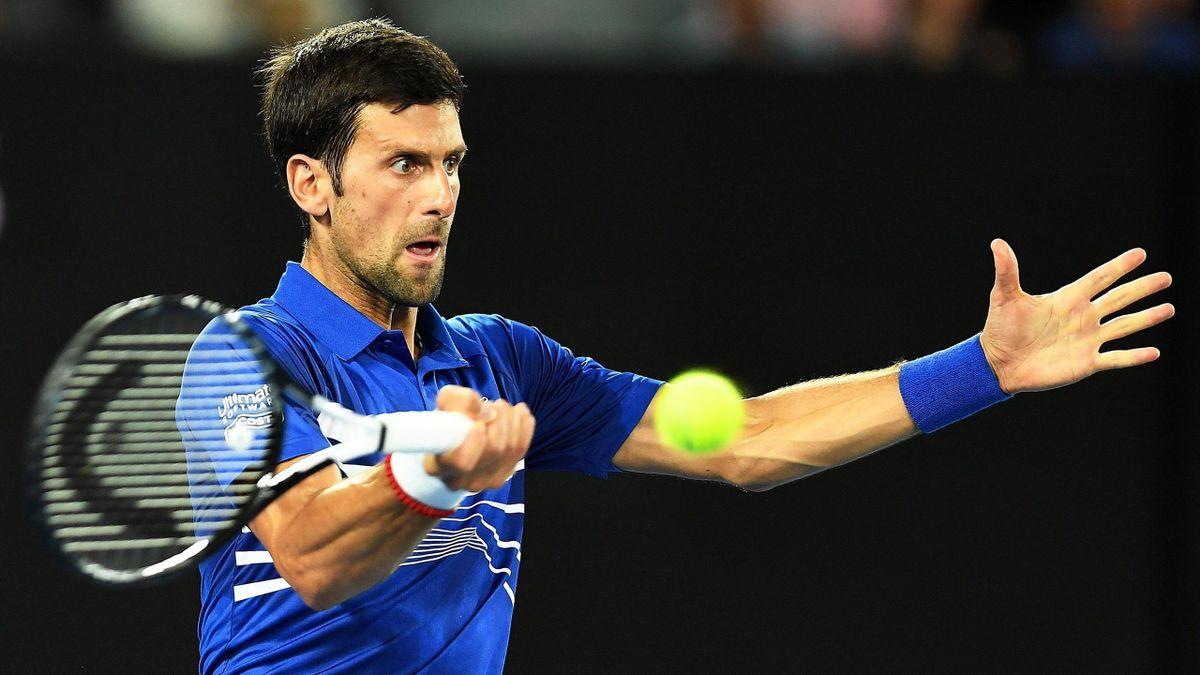 Djokovic frente a Tsonga