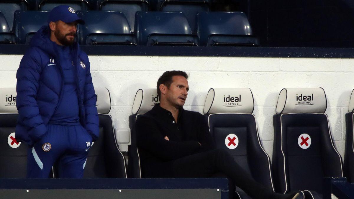 Lampard este criticat dur după o nouă repriză de coșmar pentru apărarea lui Chelsea