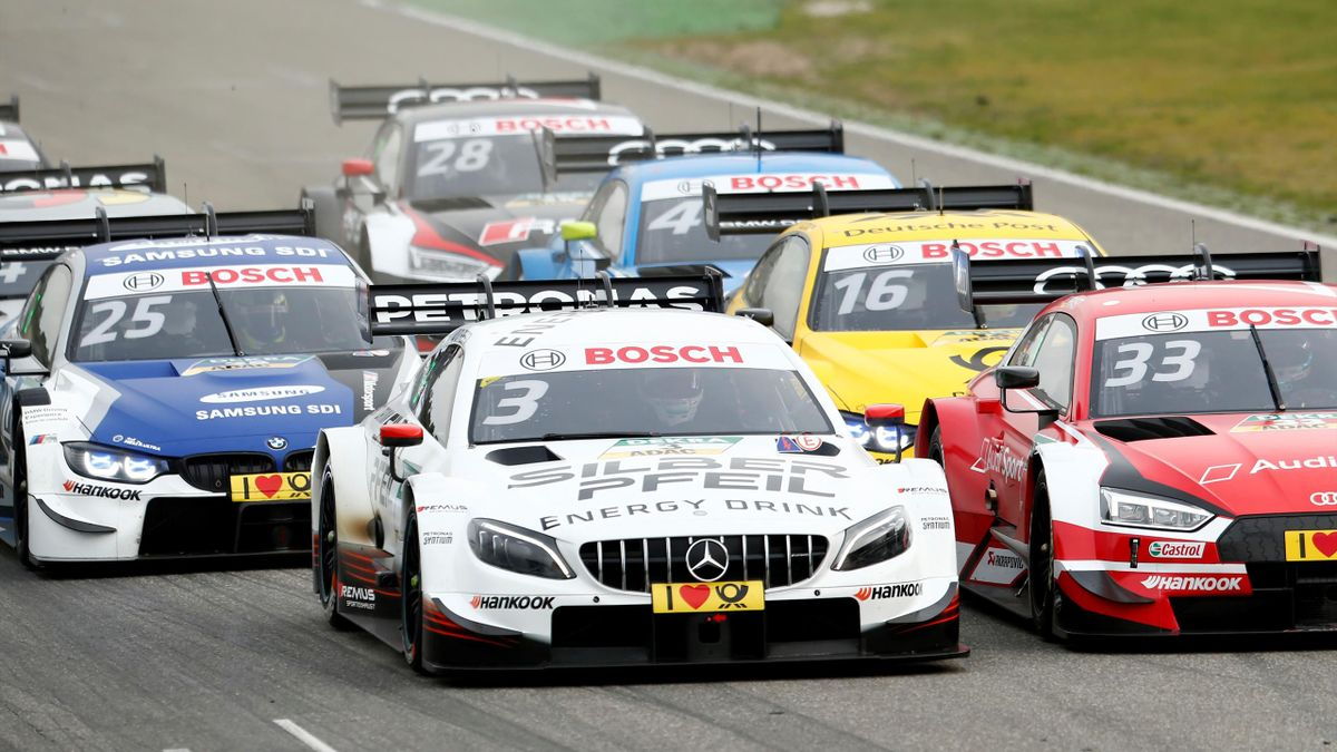 Paul Di Resta im Mercedes siegt auf dem Hungaroring