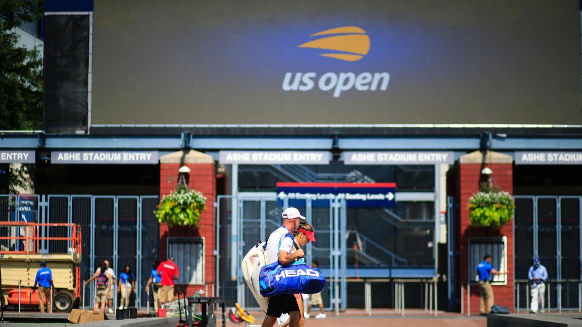 Für Zuschauer bei den US Open besteht eine Impfpflicht