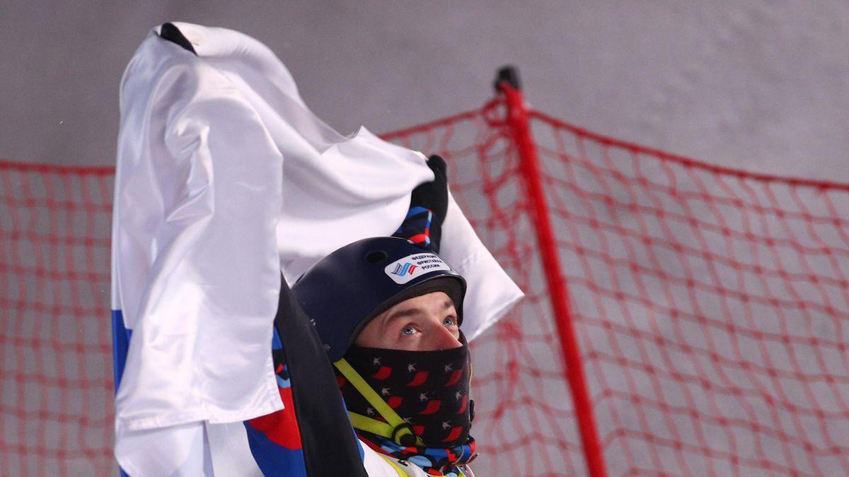 Максим Буров, Россия