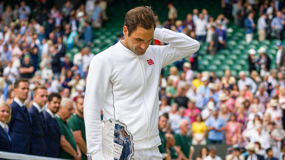 Federer lost in Wimbledon-2019 final to Djokovic
