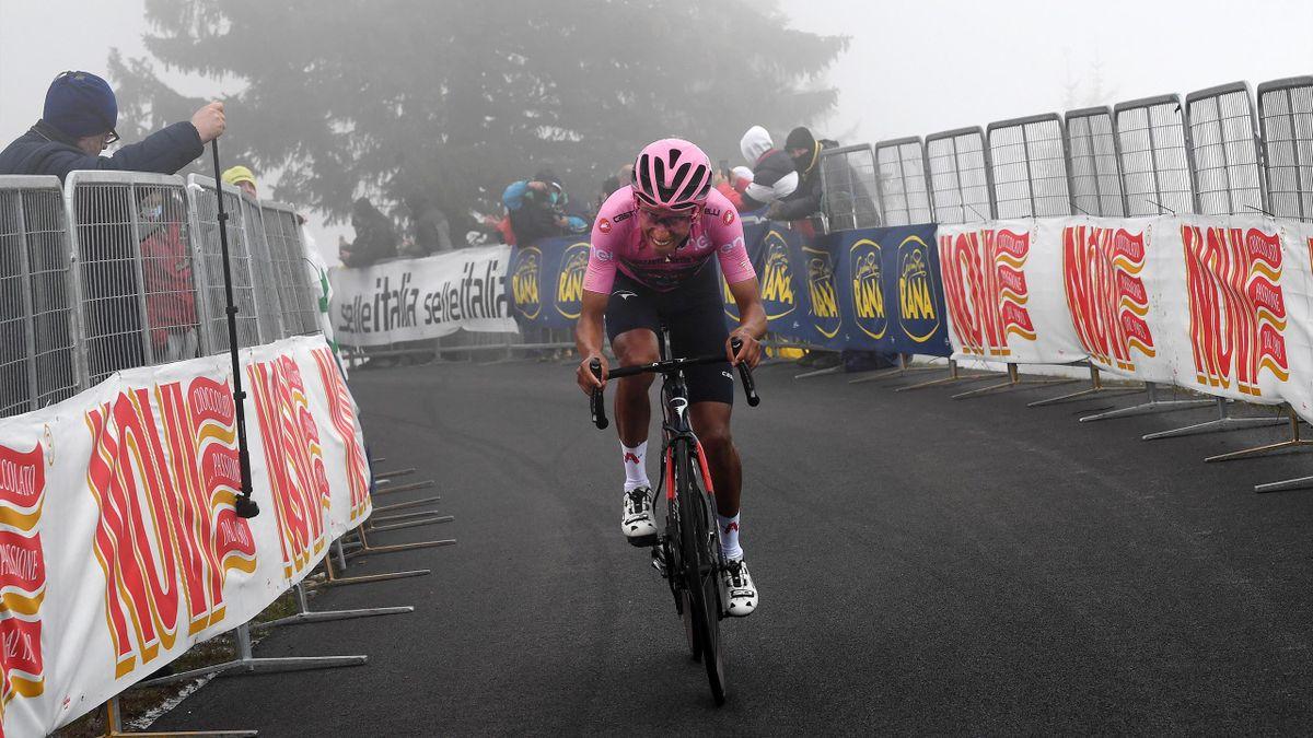 Bernal a enfoncé le clou dans le Monte Zoncolan, Fortunato y a triomphé : le résumé de la 14e étape
