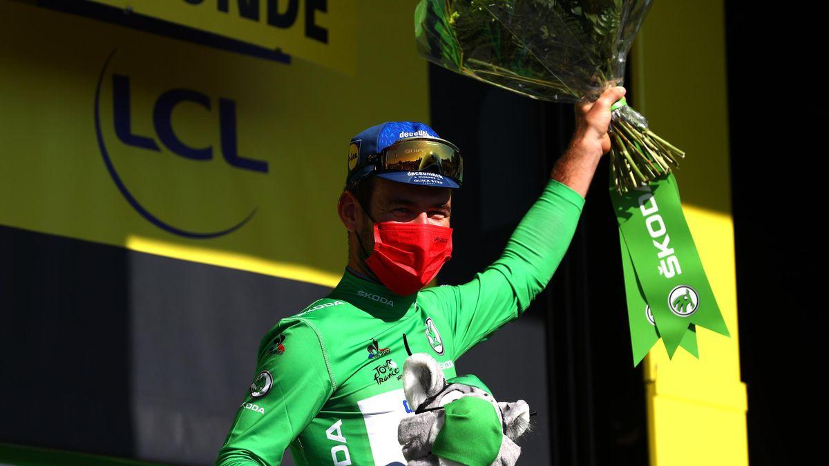 Mark Cavendish (Deceuninck). Tour de Francia 2021