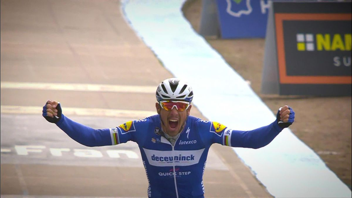 'All about the pain' - Gilbert on what it takes to win a Classic