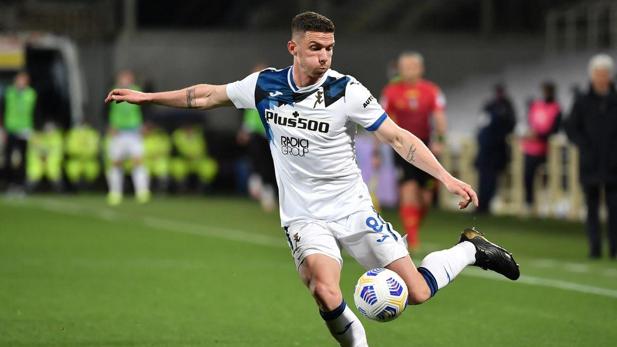 Robin Gosens spielt bei Atalanta Bergamo