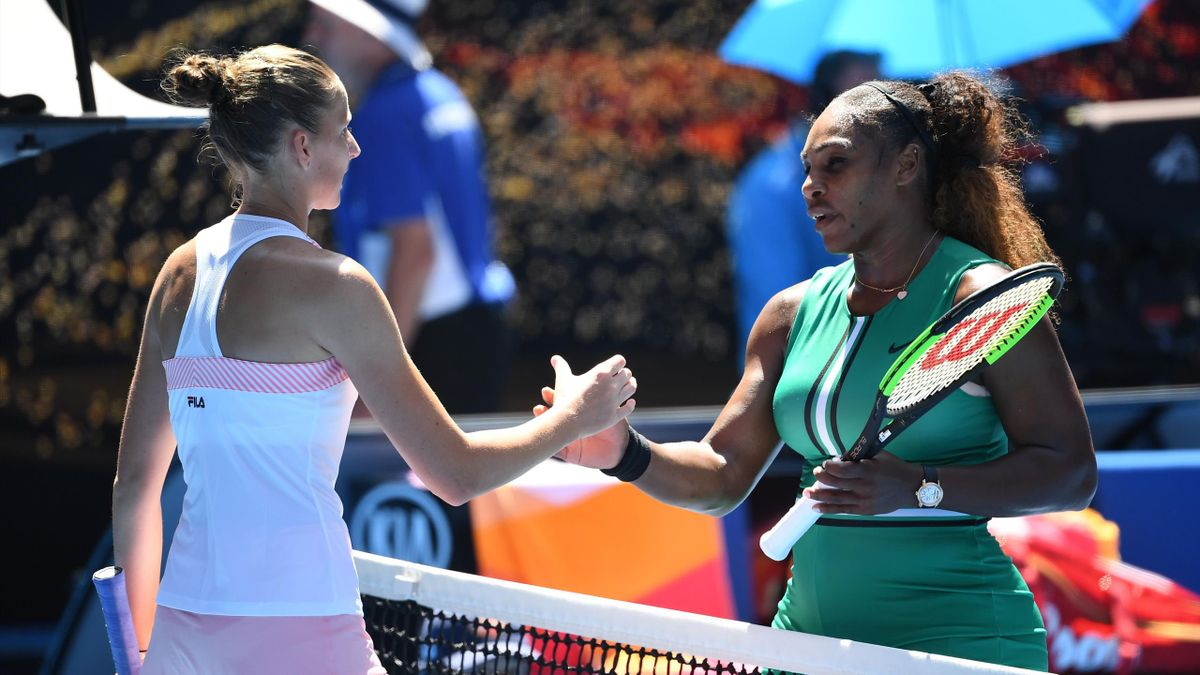 Karolina Pliskova Serena Williams | Tennis Australian Open 2019 | ESP Player Feature