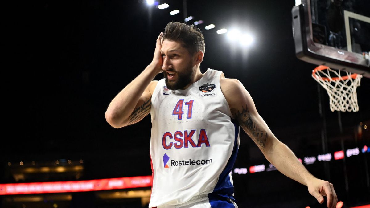 Никита Курбанов, ЦСКА