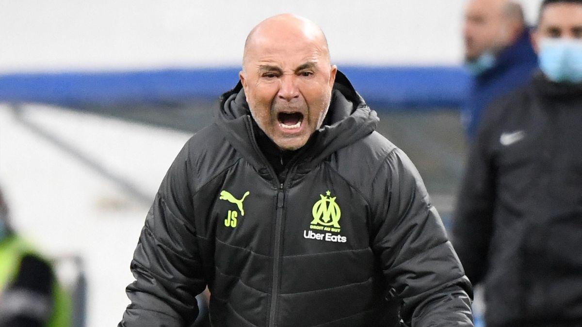 Jorge Sampaoli (Marseille) - 2021