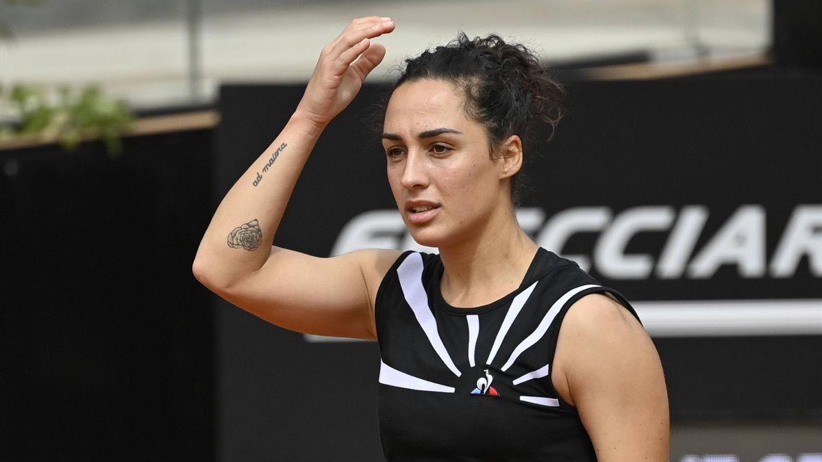 Martina Trevisan - Internazionali d'Italia 2021