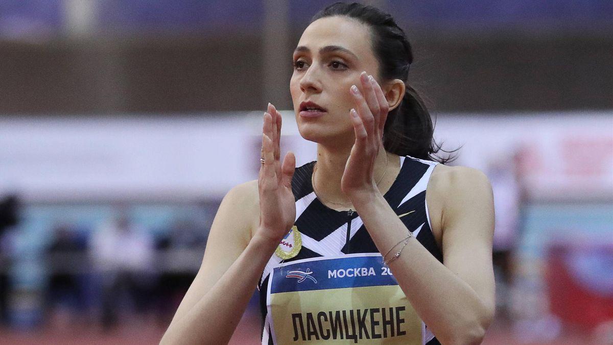 Marija Lassizkene und andere russische Stars dürfen ab sofort wieder den neutralen Status beantragen