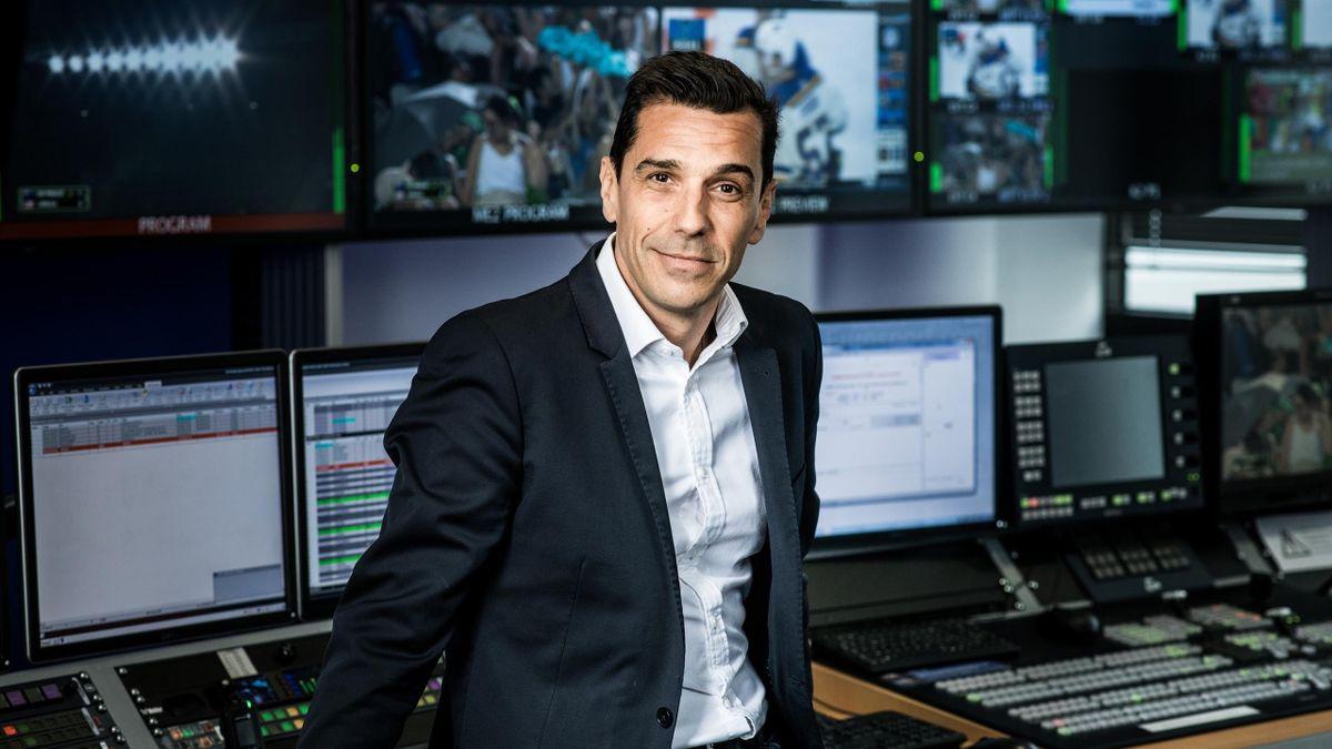 Laurent Prud'homme (Eurosport)