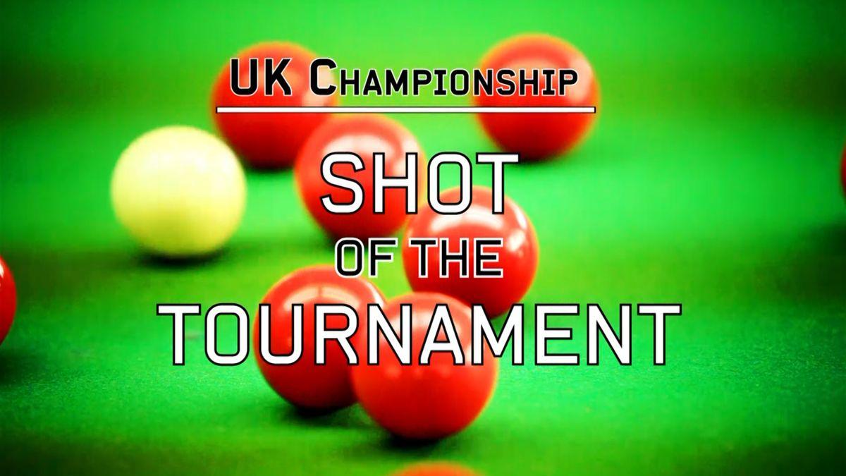 Shot of the UK Championship
