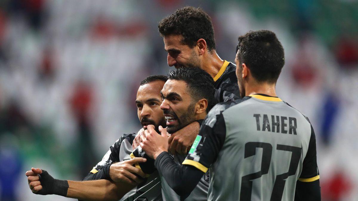 Bayern-Gegner im Halbfinale der Klub-WM: Al Ahly jubelt über den Sieg gegen den Al-Duhail SC