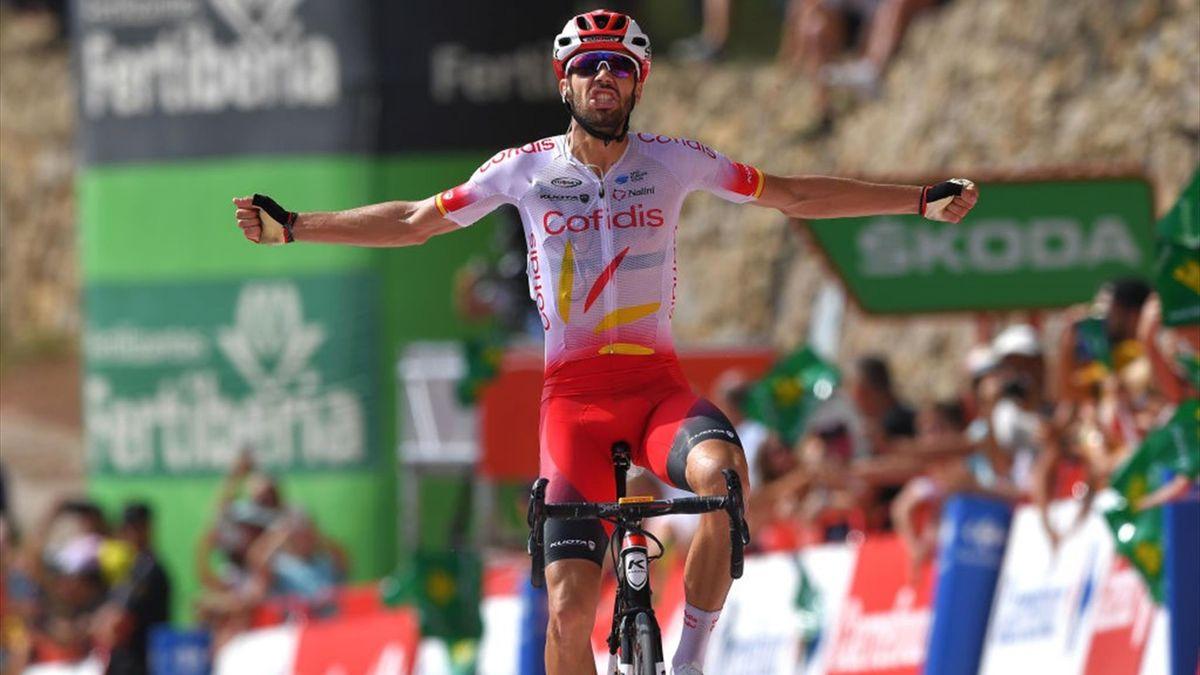Jesús Herrada - stage 6 Vuelta 2019 - Getty Images