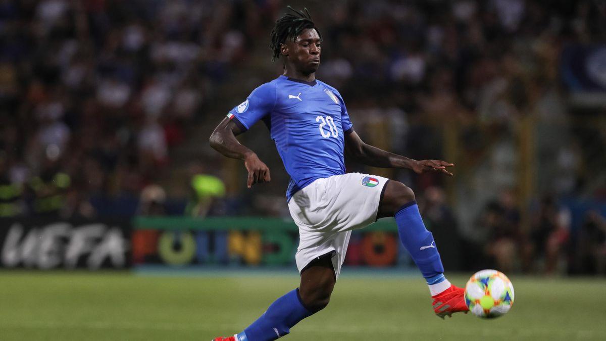 Moise Kean - U21-EM Italy