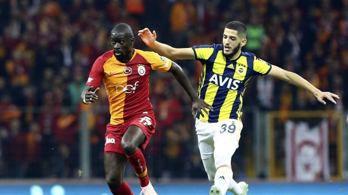 Galatasaray-Fenerbahçe, Ndiaye-Benzia