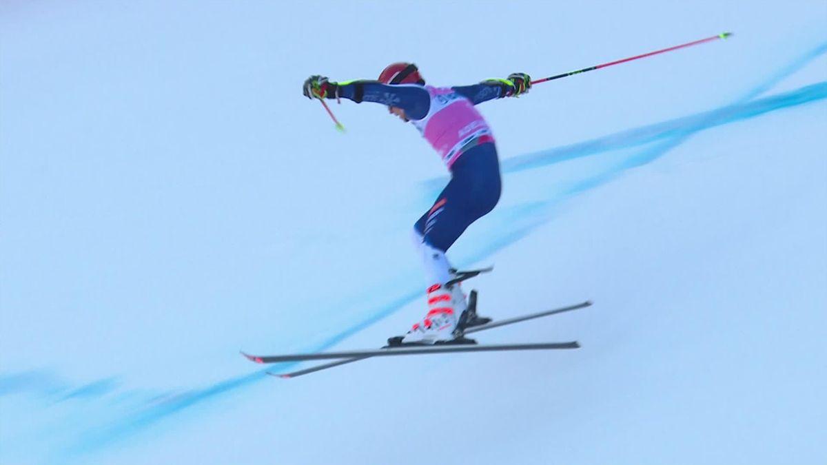 Adelboden : Giant Slalom Men - Run 2 - Kranjec