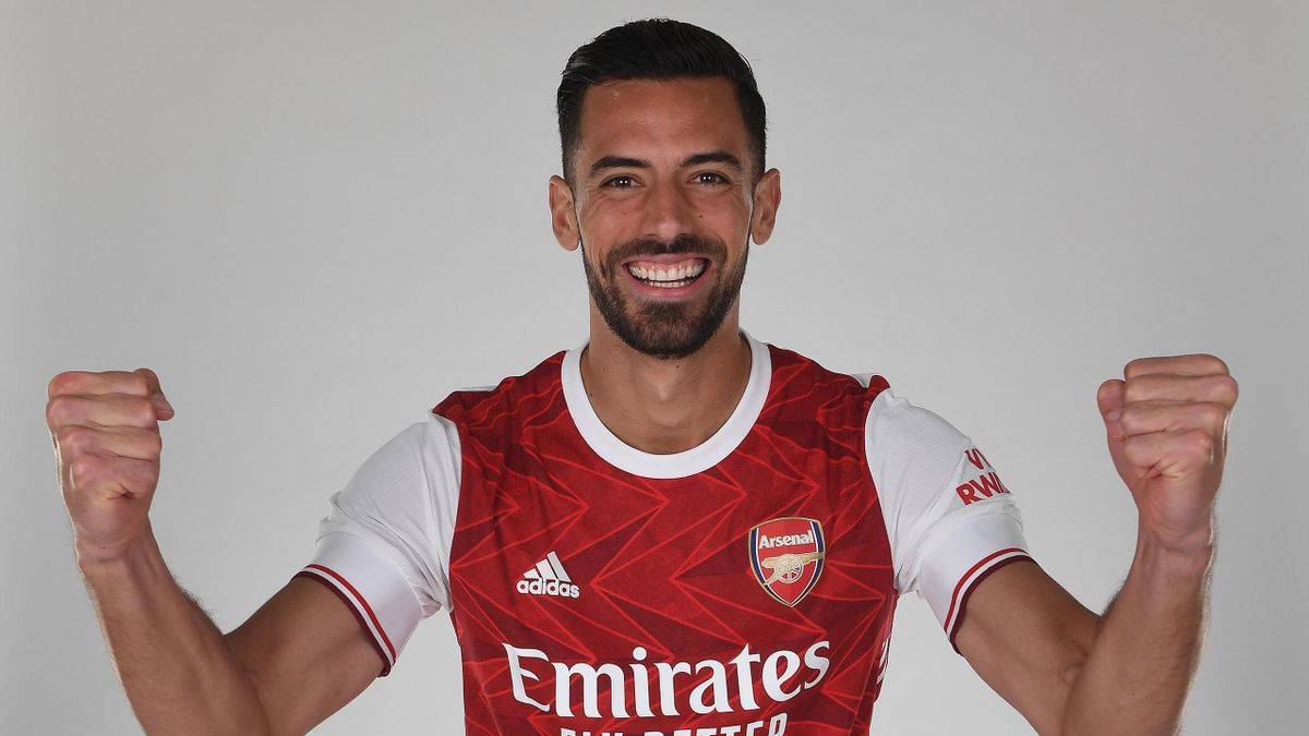 Pablo Mari has signed a permenant deal with Arsenal