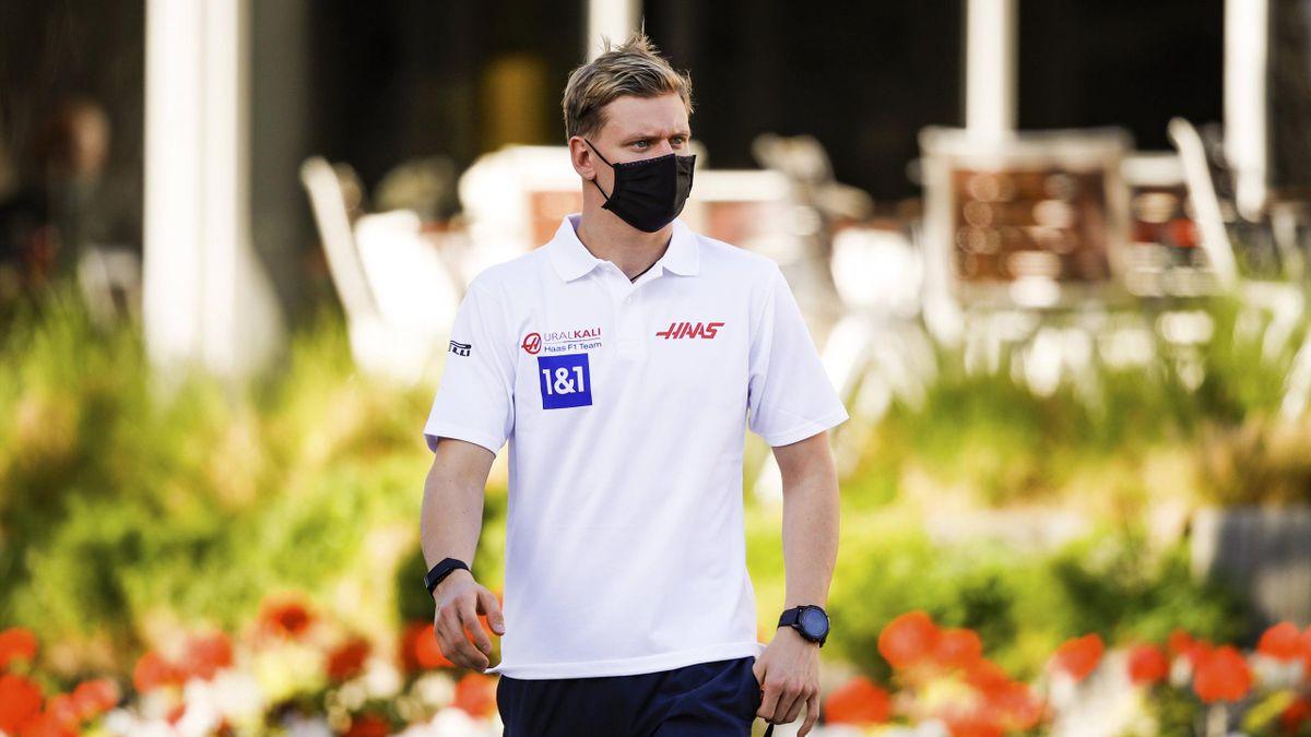 Mick Schumacher geht 2021 für Haas in der F1 an den Start