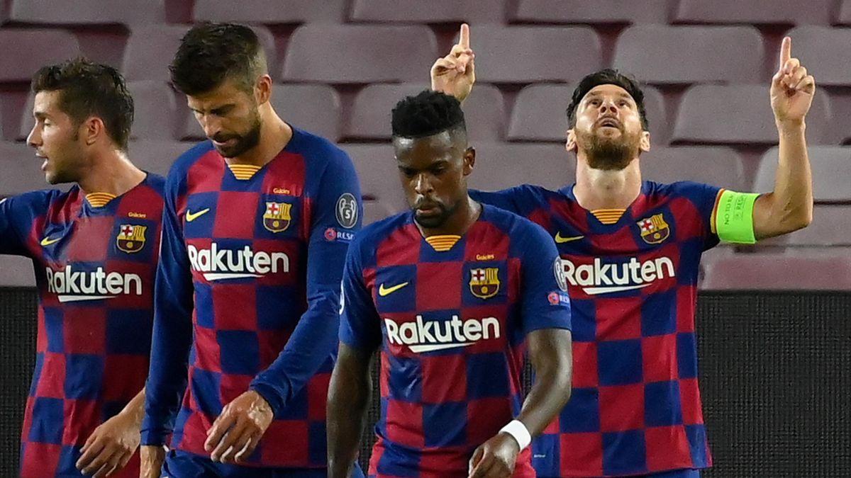 Lionel Messi, grand artisan de la victoire du Barça sur Naples