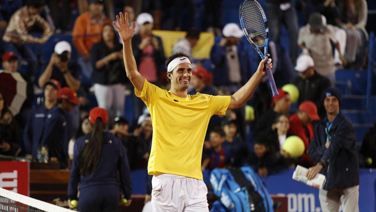Albert Ramos Viñolas, ATP Ecuador 2018