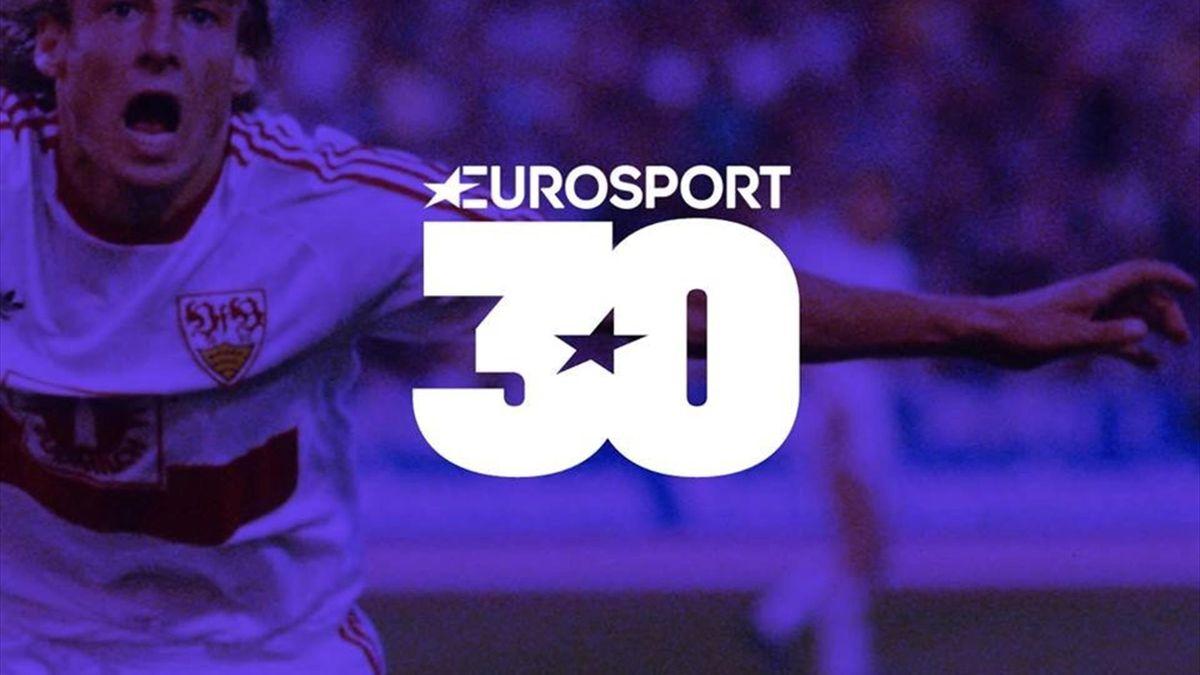 Eurosport celebrates 30th birthday