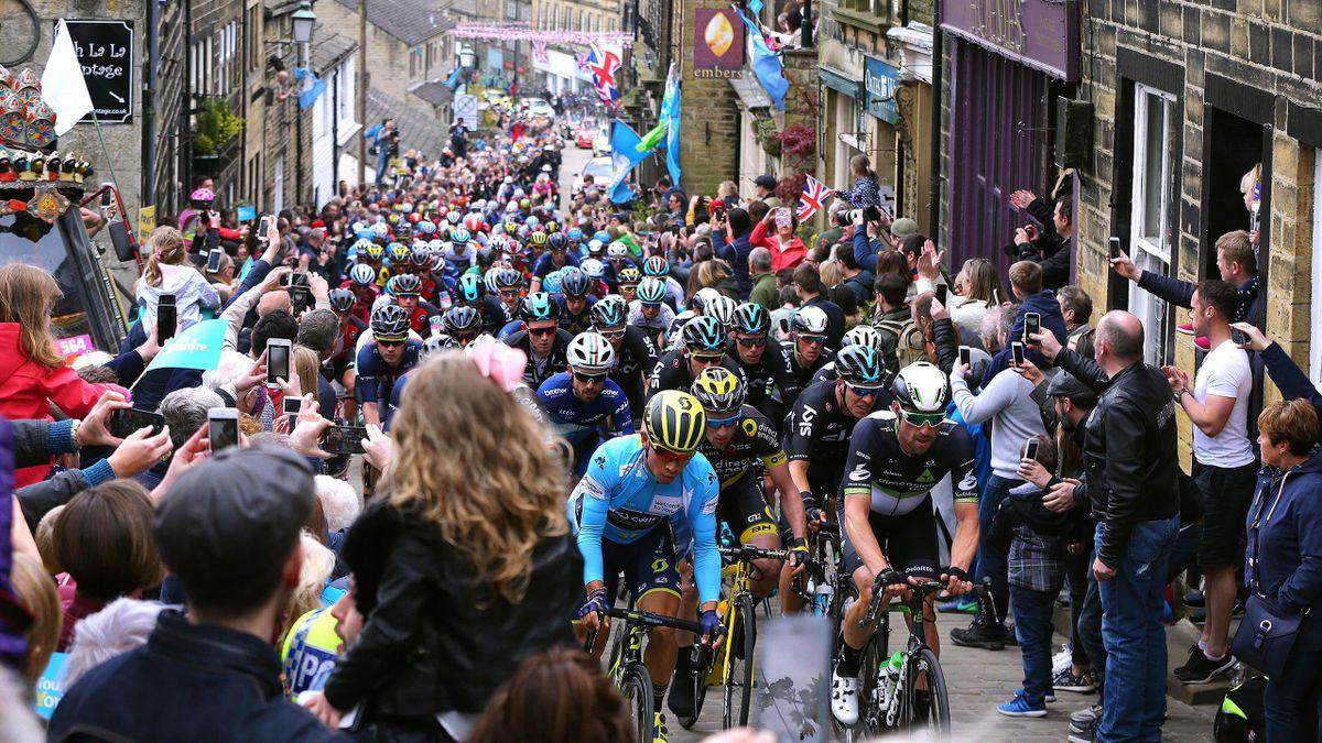 Tour de Yorkshire, Haworth