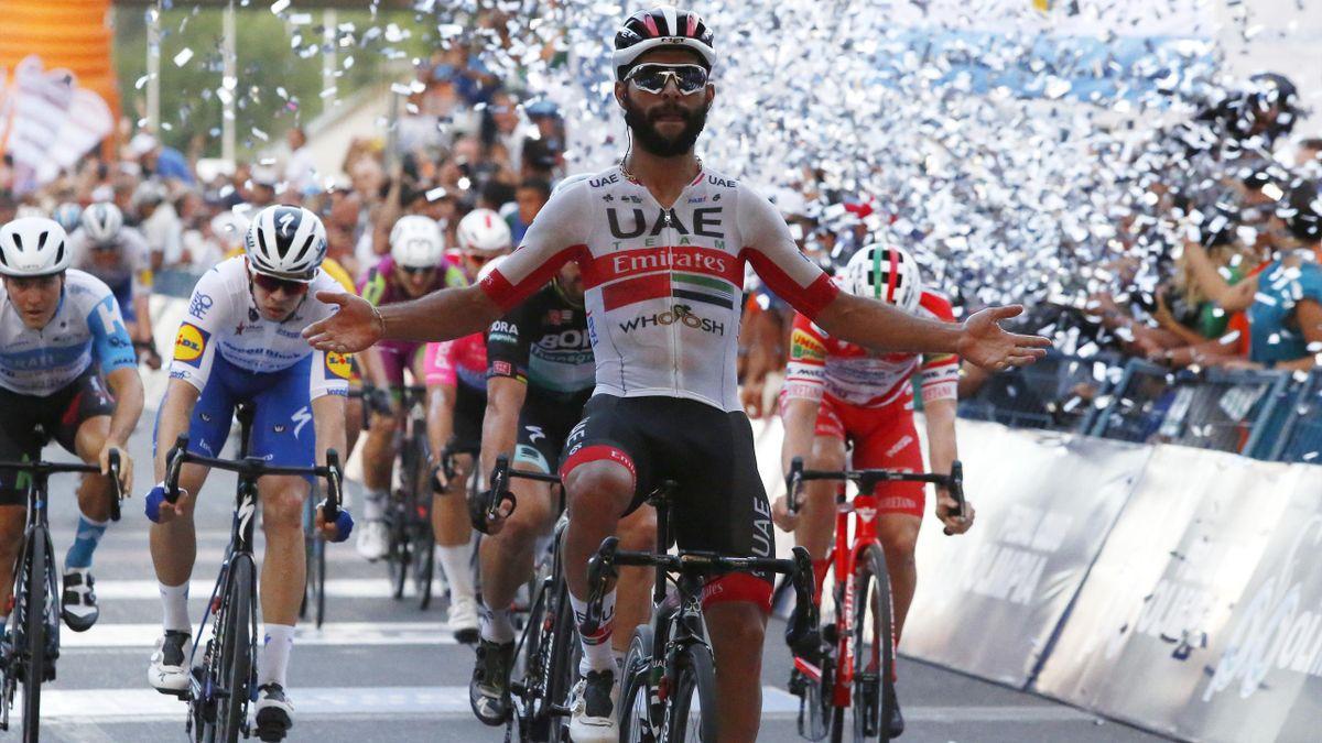 Fernando Gaviria - Vuelta a San Juan