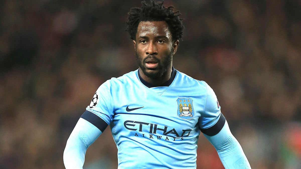 Wilfried Bony of Manchester City (PA Sport)