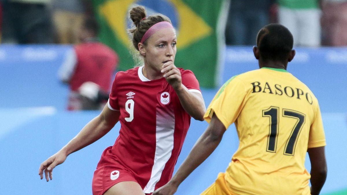Kanada steht im Viertelfinale des olympischen Fußballturniers