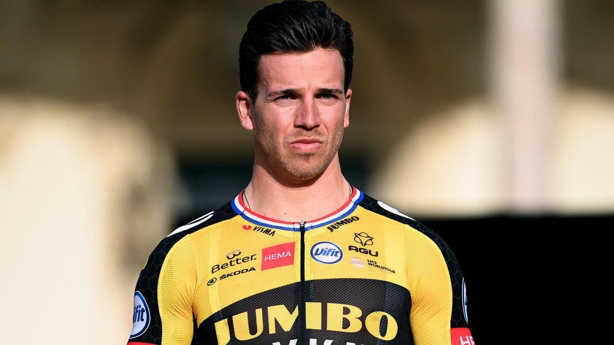Gylan Groenewegen beim Giro d'Italia 2021
