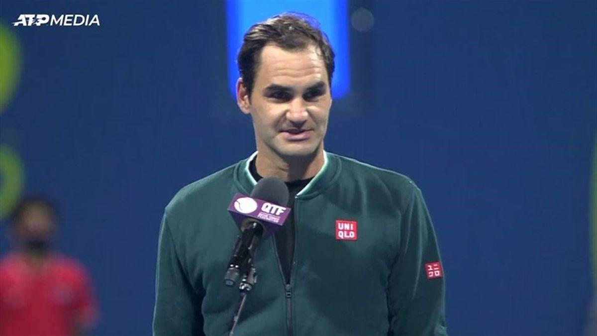 """Federer : """"La route a été longue et difficile mais ça valait le coup"""""""