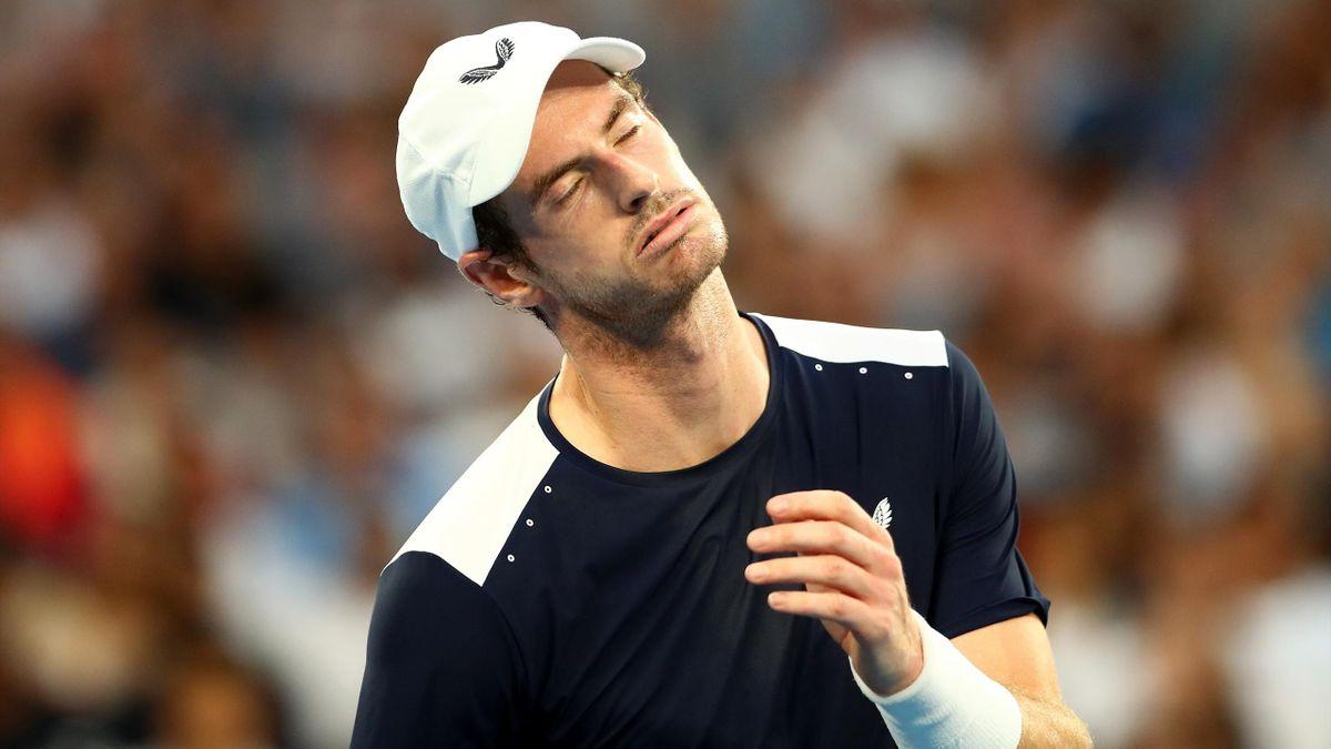 Andy Murray (Australian Open 2019)