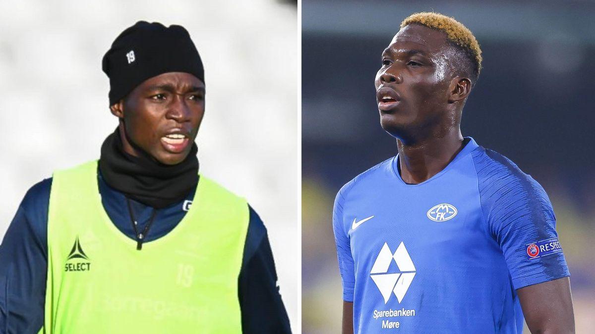 Laurent Mendy og Datro Fofana (Foto: Sarpsborg 08 / Getty)